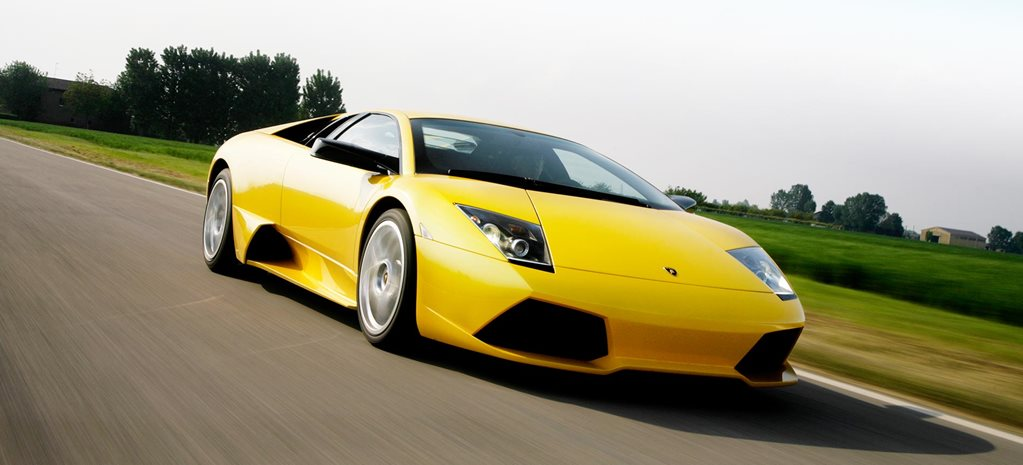 2006 Lamborghini Murcielago LP640 review