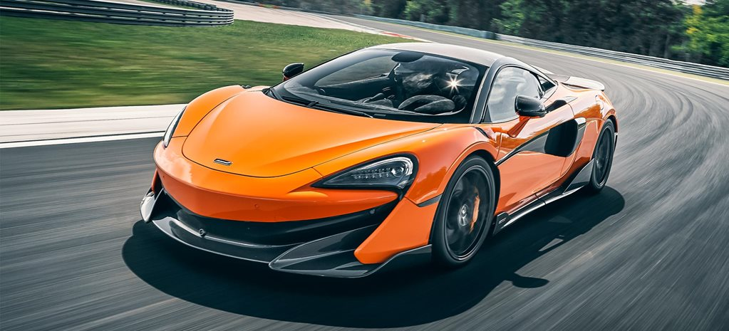 2018 McLaren 600LT review