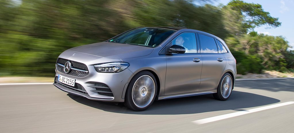 2019 Mercedes-Benz B-Class first drive review