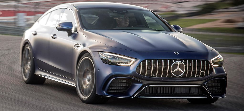 2019 Mercedes-AMG GT63 S 4-Door review