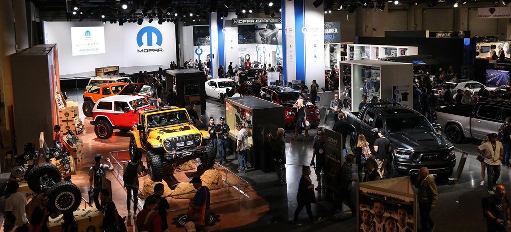 2018 SEMA Show wrap-up photo gallery feature