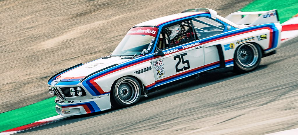 Is BMW back? Legendary BMW 3.0 CSL and new M850i driven at Laguna Seca Raceway
