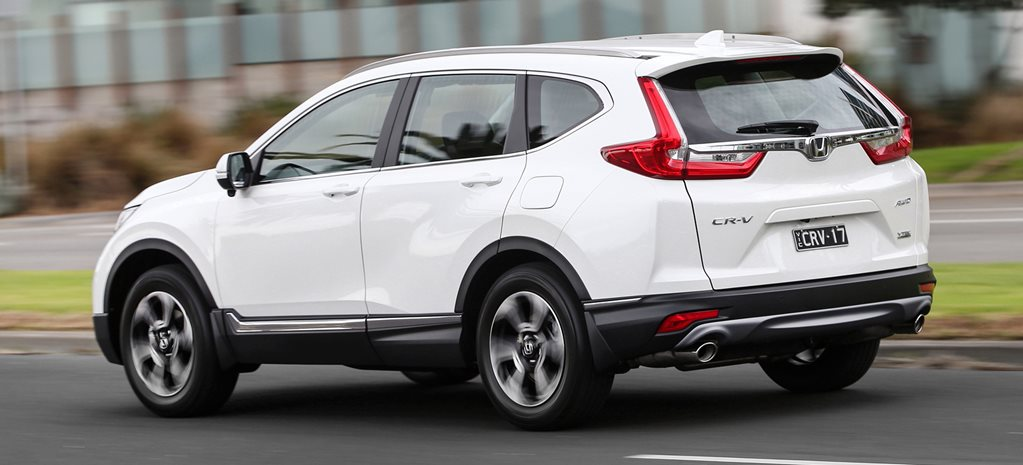 New Honda CR-V is safer, but not safe enough