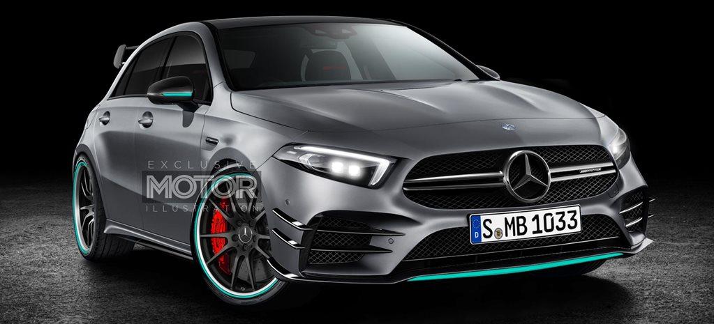 2020 Mercedes-Benz GLA Spy Shots, Rumors >> 2020 Mercedes Amg A45 S Preview