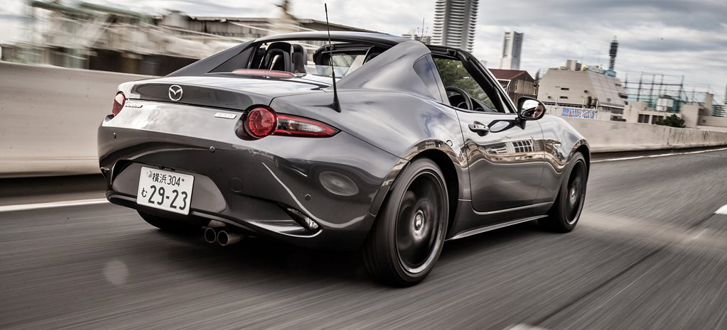 Rise of the son: Mazda MX-5 driven on its home turf
