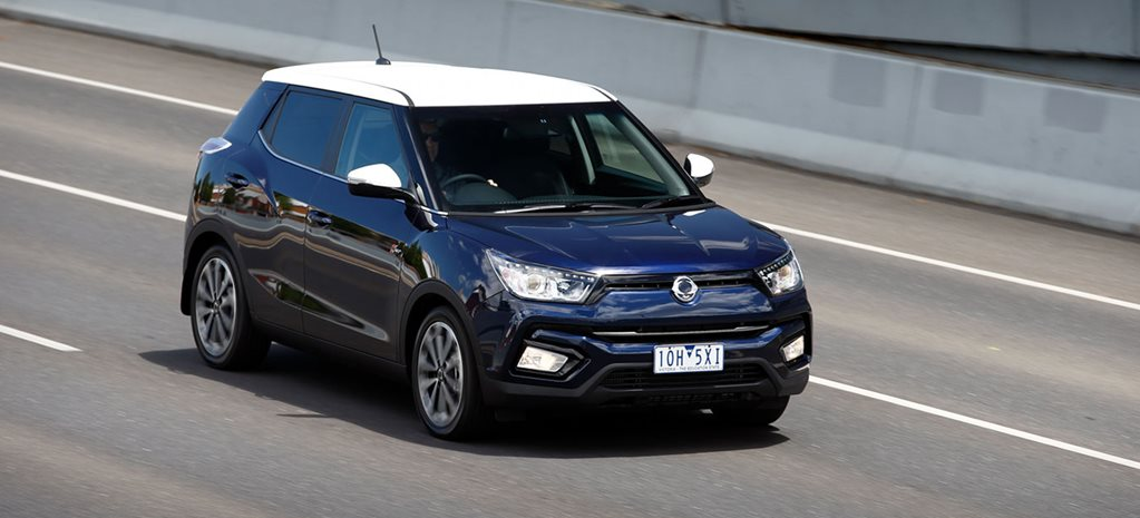 SsangYong 2019 Rexton and 2019 Tivoli SUVs packed with value
