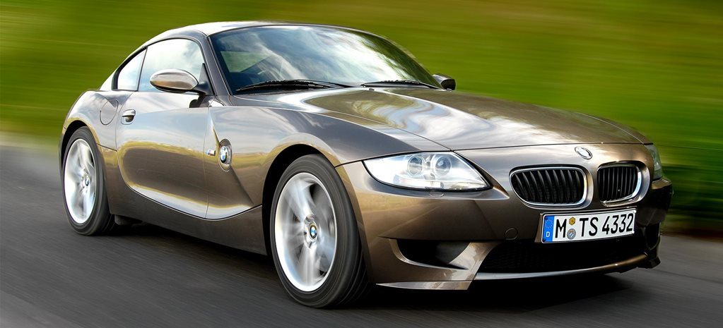 2006 BMW Z4 M Coupe review classic MOTOR feature