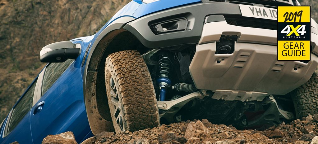 2019 Gear Guide 10 off-road touring essentials Suspension feature