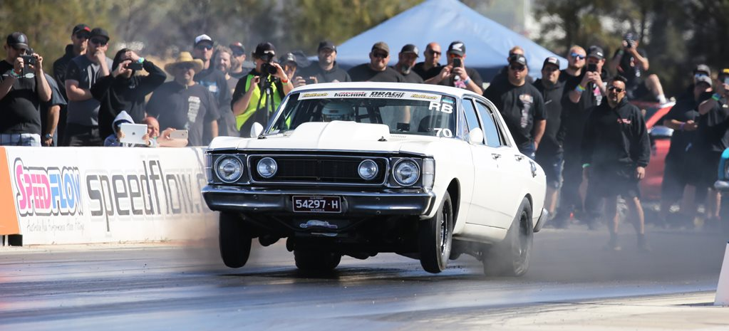 Drag Challenge Haltech Radial Blown Top 10 2018 – Video