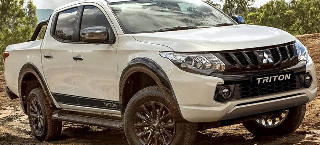 Mitsubishi Triton surges into top 10 as passenger cars falter