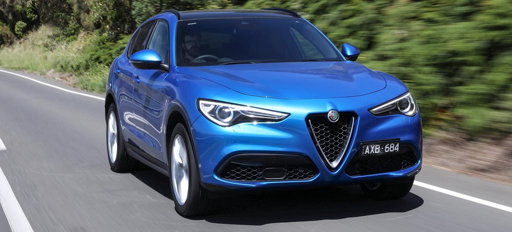 2019 Alfa Romeo Stelvio Ti performance review