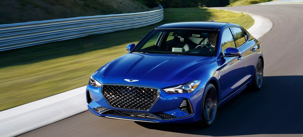 Genesis G70 sedan range revealed, but still no launch date