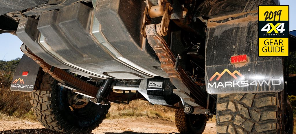 2019 Gear Guide 10 off-road touring essentials Carrying fuel feature