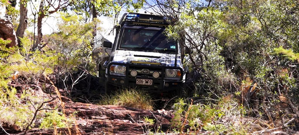 4x4 Trip to Litchfield National Park NT feature