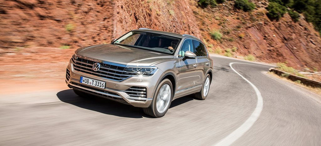 2020 VW Touareg: New Engines, Design, Release >> 2019 Volkswagen Touareg Review