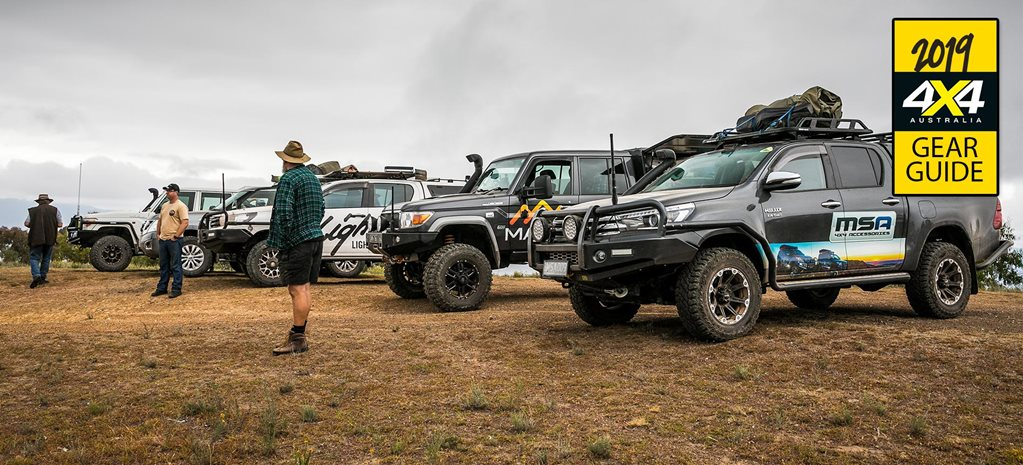 2019 Gear Guide 10 off-road touring essentials Vehicle choice feature