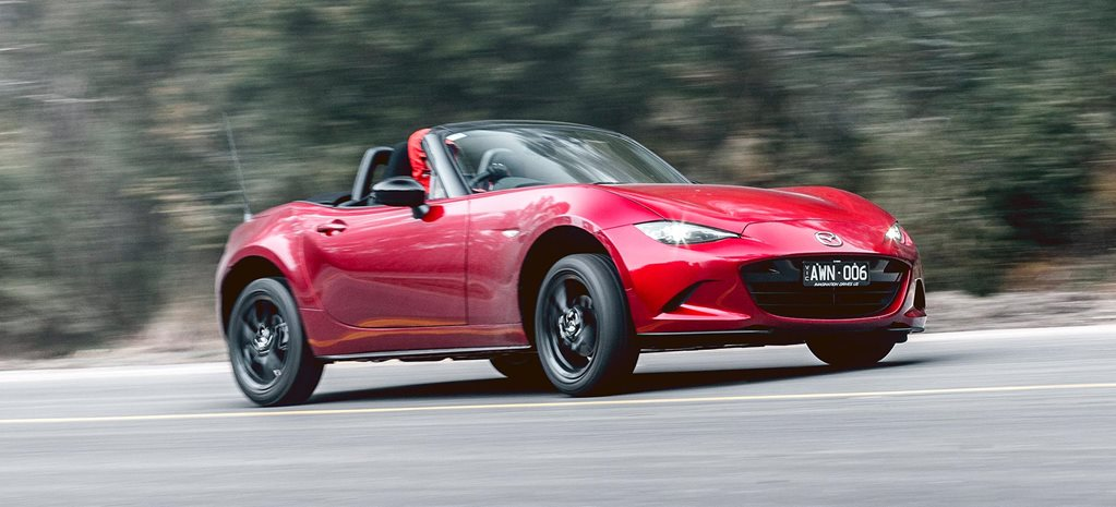 2018 Mazda MX-5 review Celebrating drivers cars feature