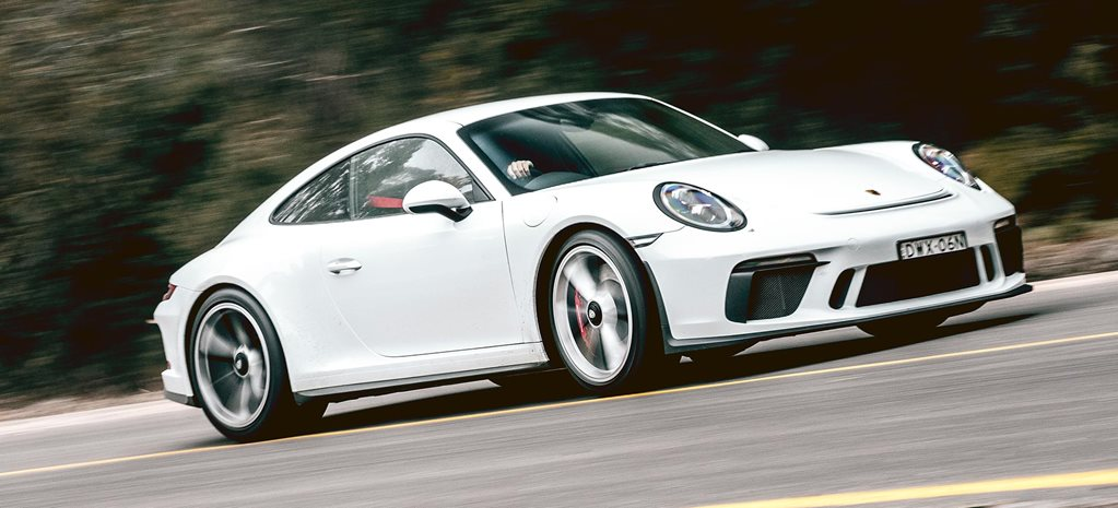 2018 Porsche 911 Gt3 Touring Celebrating Driver S Cars
