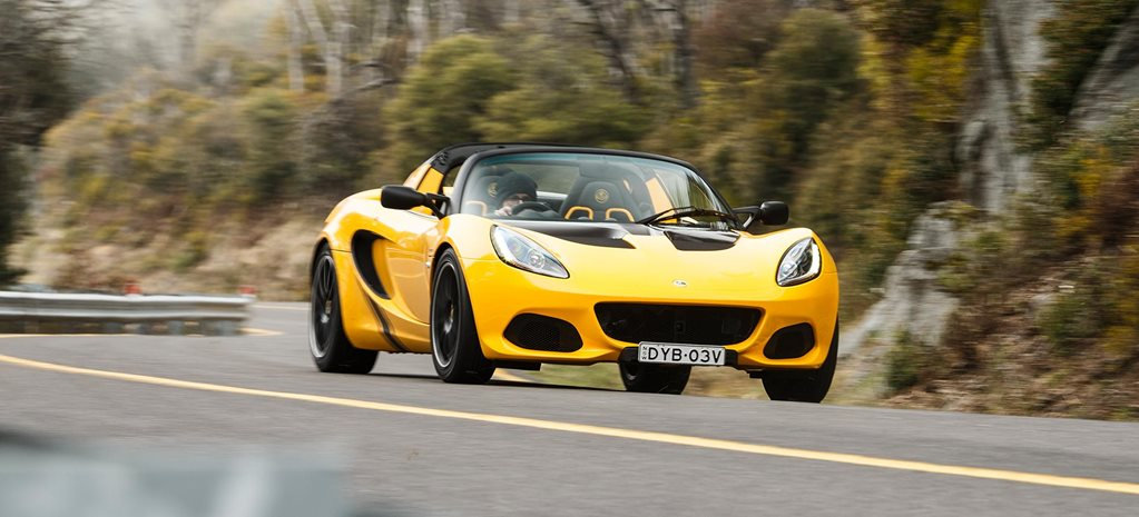 2018 Lotus Elise Sprint 220 Celebrating drivers cars feature