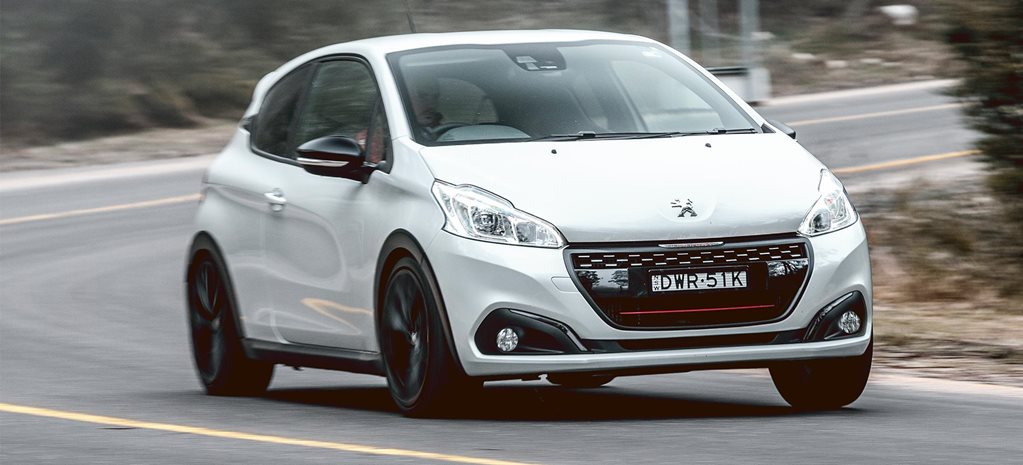 2018 Peugeot 208 GTi Edition Definitive Celebrating drivers cars feature