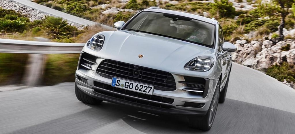 Facelifted 2019 Porsche Macan S revealed
