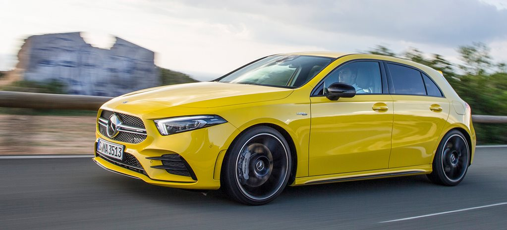 2019 Mercedes-AMG A35 review: fast, frugal fun