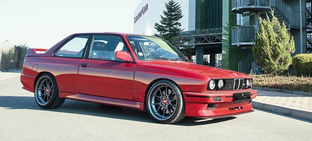BMW E30 M3 >> 1990 Bmw E30 M3 Scores Vilner Upgrade With E36 Engine