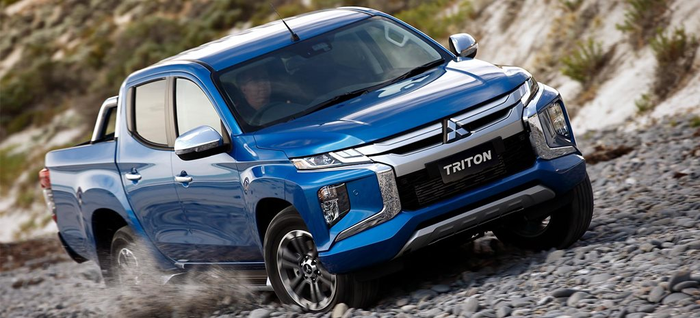 2019 Mitsubishi Triton range revealed news