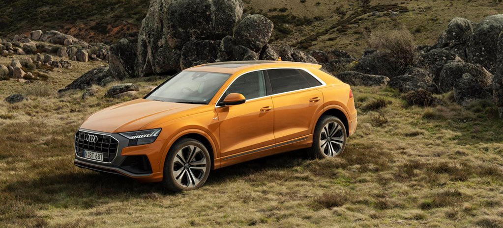 2019 Audi Q8 pricing and features