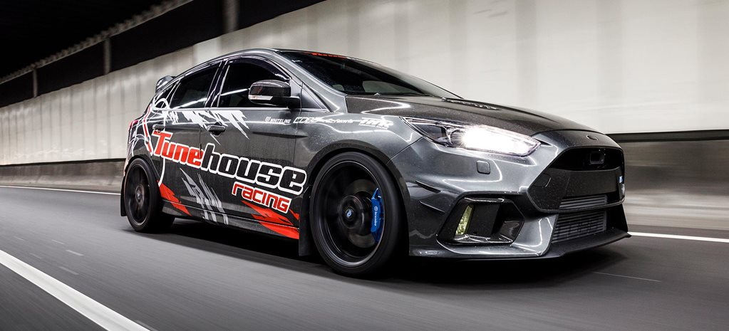 Tunehouse 2018 Ford Focus RS review feature