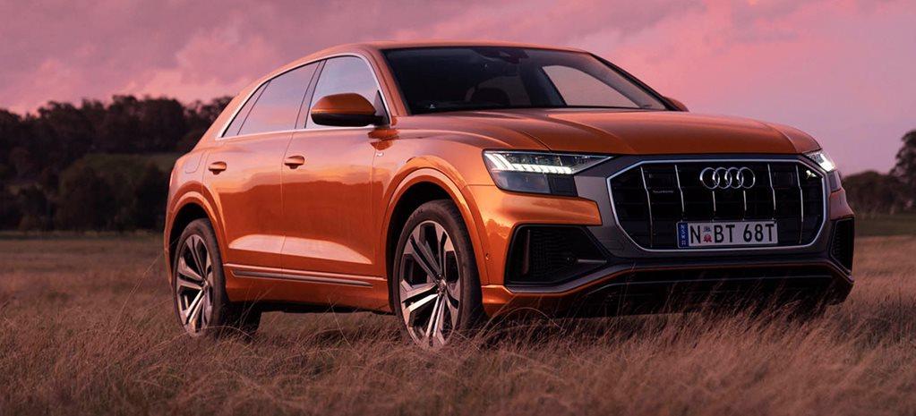 2019 Audi Q8 Gallery