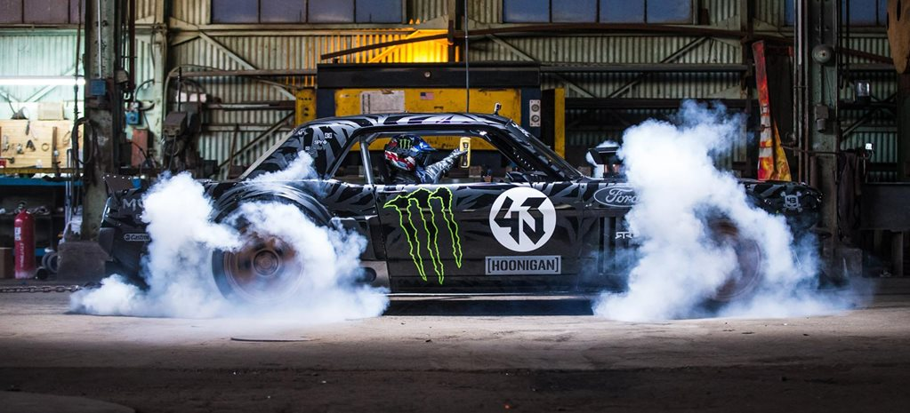 Ken Block Gymkhana cars ranked feature