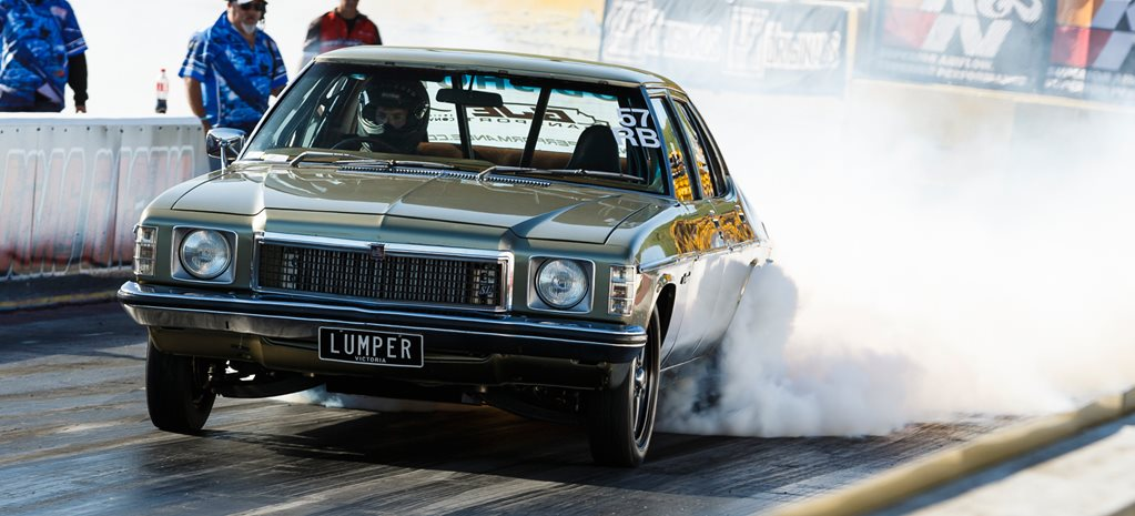 Eight-second twin-turbo HZ Kingswood 'LUMPER' – Video