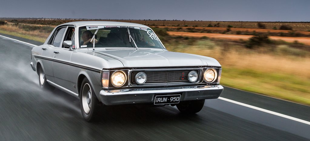 Nitrous 434ci Dart Windsor-powered Ford XW Falcon