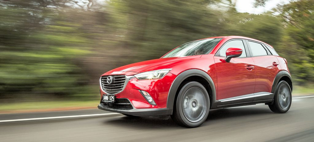 2019 Mazda CX-3 goes all fancy with new Akari LE