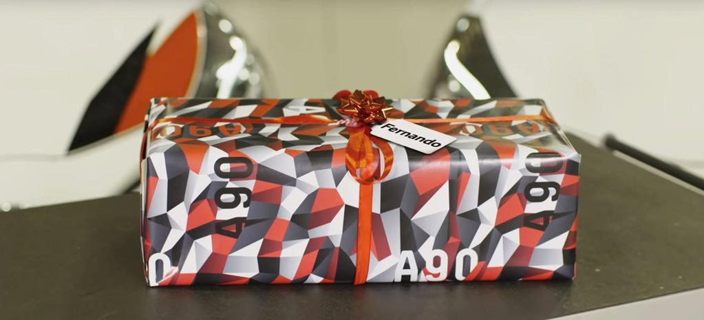 Toyota GB reveals Supra Camo wrapping paper feature