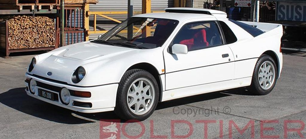 1986 Ford RS200 for sale in Australia