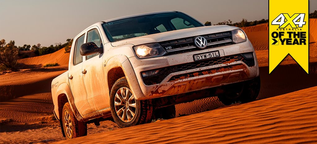 Volkswagen Amarok V6 Core 2019 4x4 of the Year contender feature