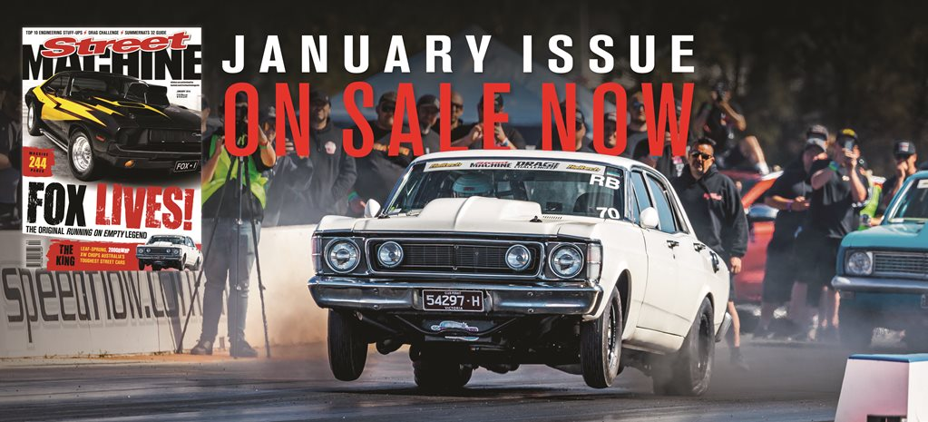 Street Machine: January 2019