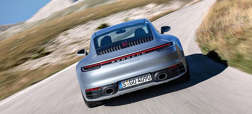 Tech secrets of the 2020 Porsche 911 992 revealed