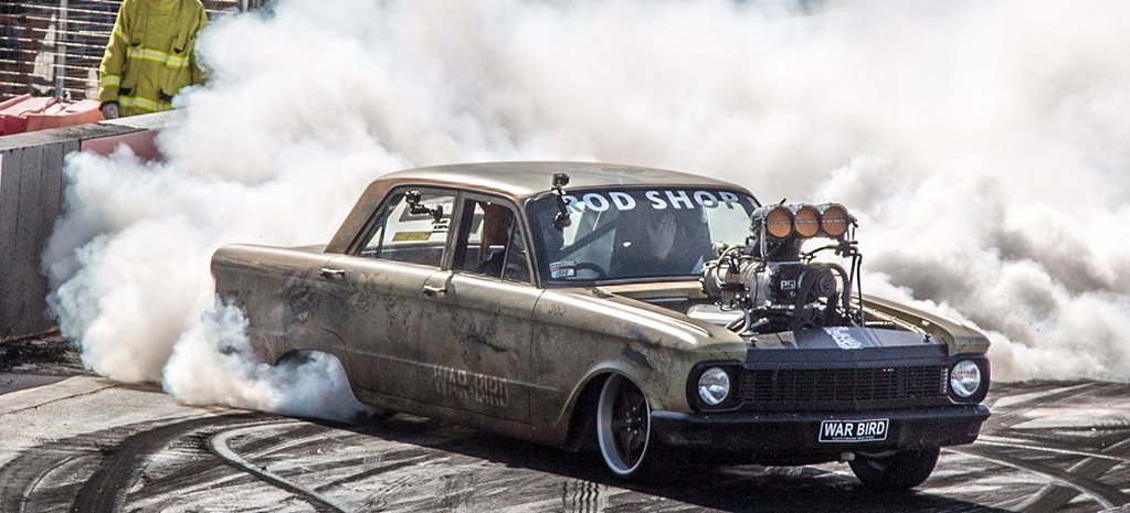 Last Chance Wildcard Shootout Burnouts video