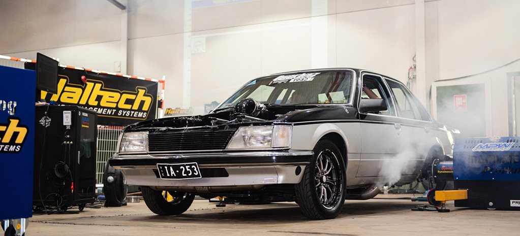 Bubba's Commodore wins Horsepower Heroes with 2483hp at the hubs