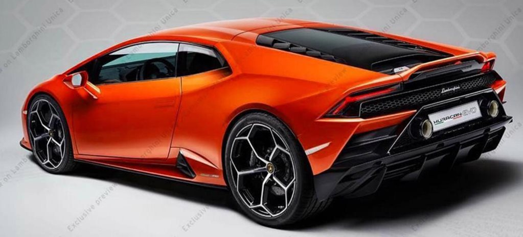 Updated Lamborghini Huracan EVO teased for customers news