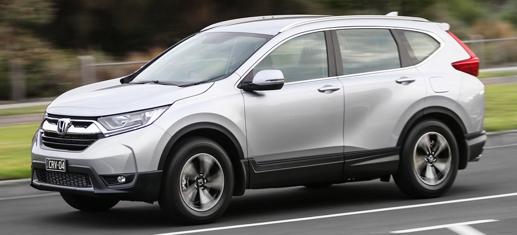 2019 Honda CR-V medium SUV gains a cut-priced seven seat variant