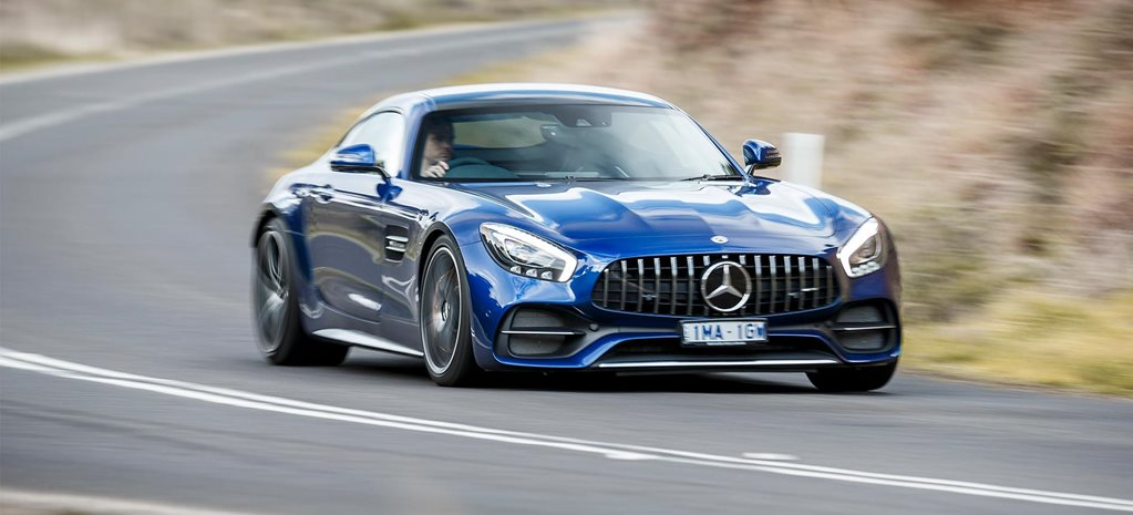 2019 Mercedes-AMG GT C review