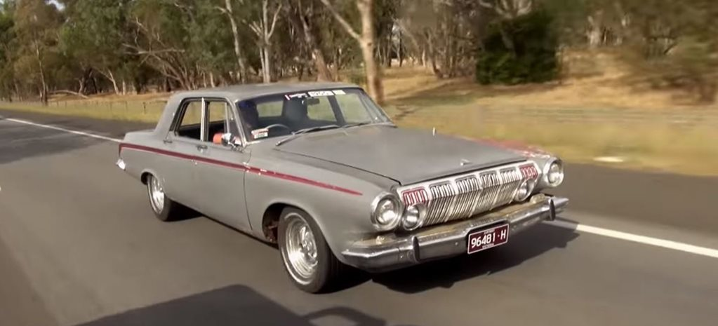 Summernats roadtrip in 'Mr Dodgey' 1963 Dodge Phoenix – Carnage Plus
