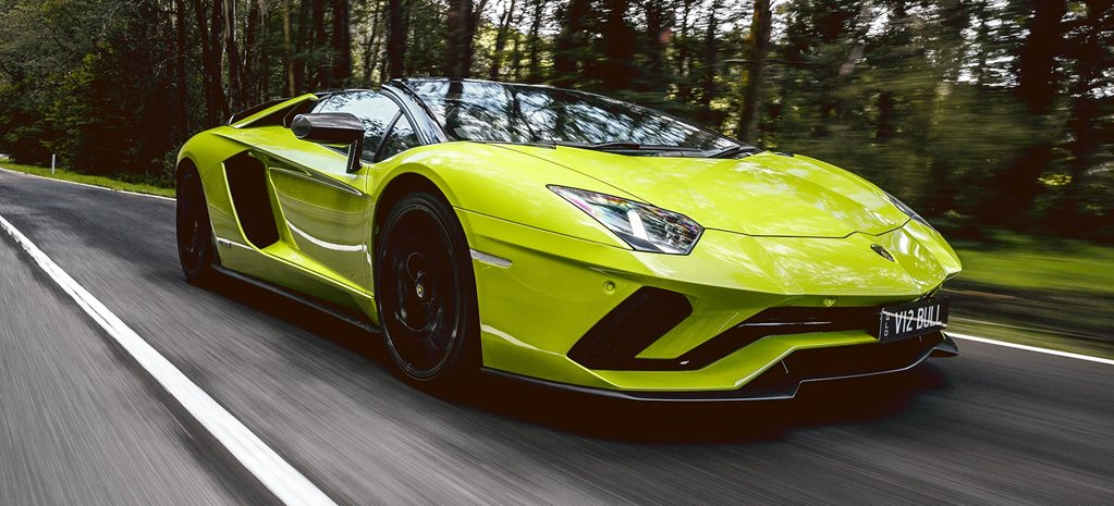 2019 Lamborghini Aventador S Roadster performance review