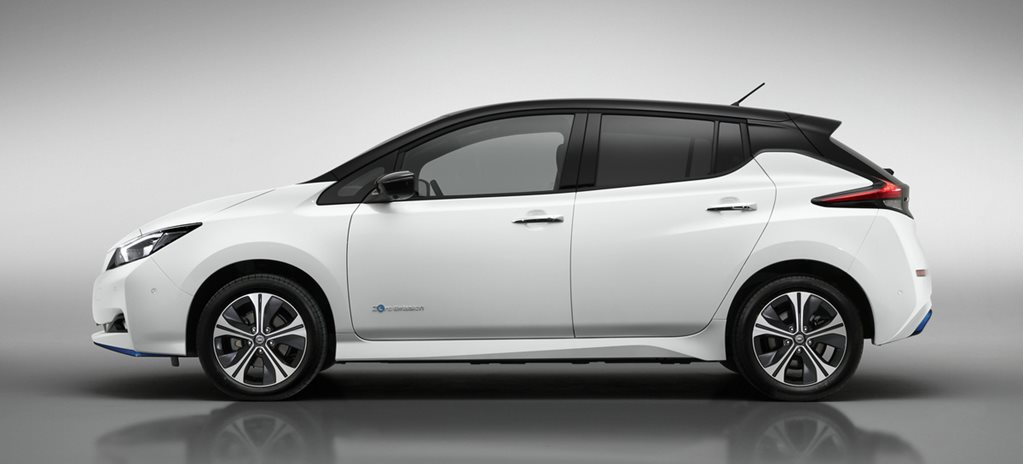 Nissan Leaf e+ debuts in Japan with 380km range, more power