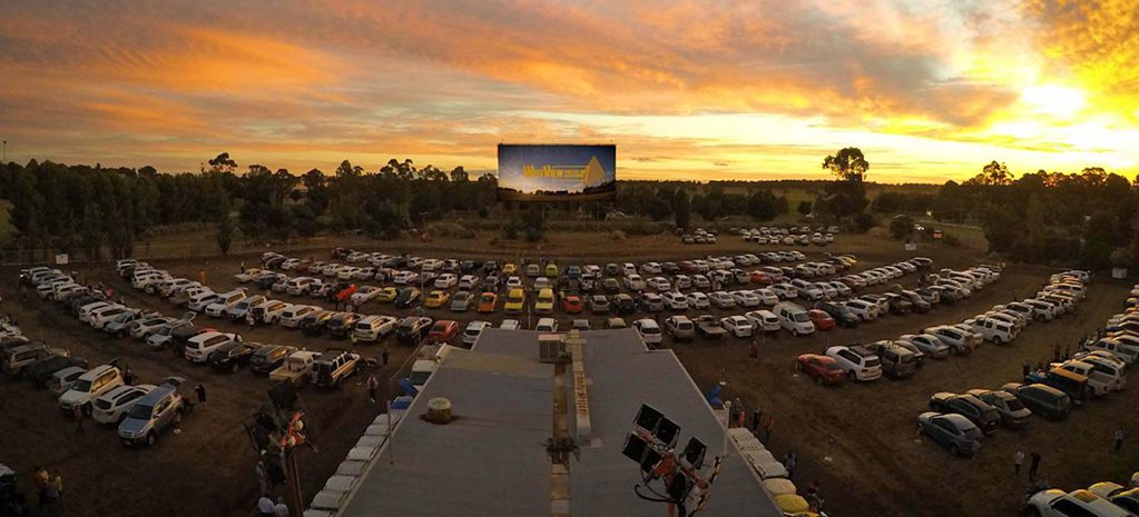 Dubbo classic-car drive-in movie night and Cars & Coffee meet in March