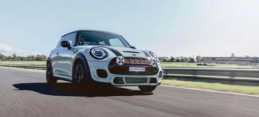 2019 Mini Millbrook Edition adds dash of luxe to JCW hot hatch